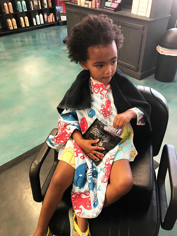 Hair Routine and Products sarahkayhoffman.com Adoption Samarah