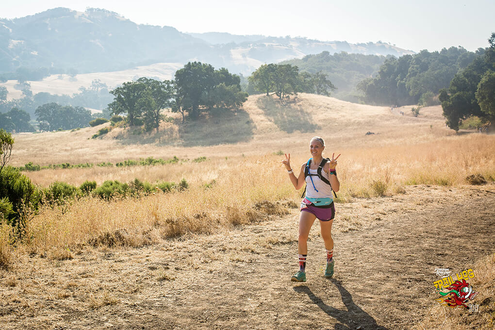 Trail Hog Survival sarahkayhoffman.com Mount Hamilton Half Marathon Brazen