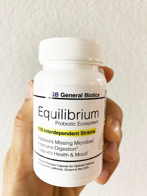 10 Gut and Hormone Supplements sarahkayhoffman.com Equilibrium Probiotic