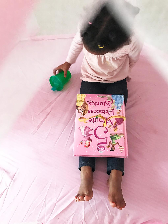 Her Favorite Disney Princess sarahkayhoffman.com 5-Minute Disney Princess Stories Princess Tiana