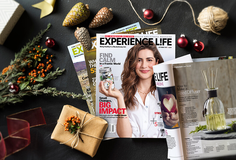 43 Holiday Wellness and Lifestyle Gift Ideas sarahkayhoffman.com Experience Life Magazine Subscription