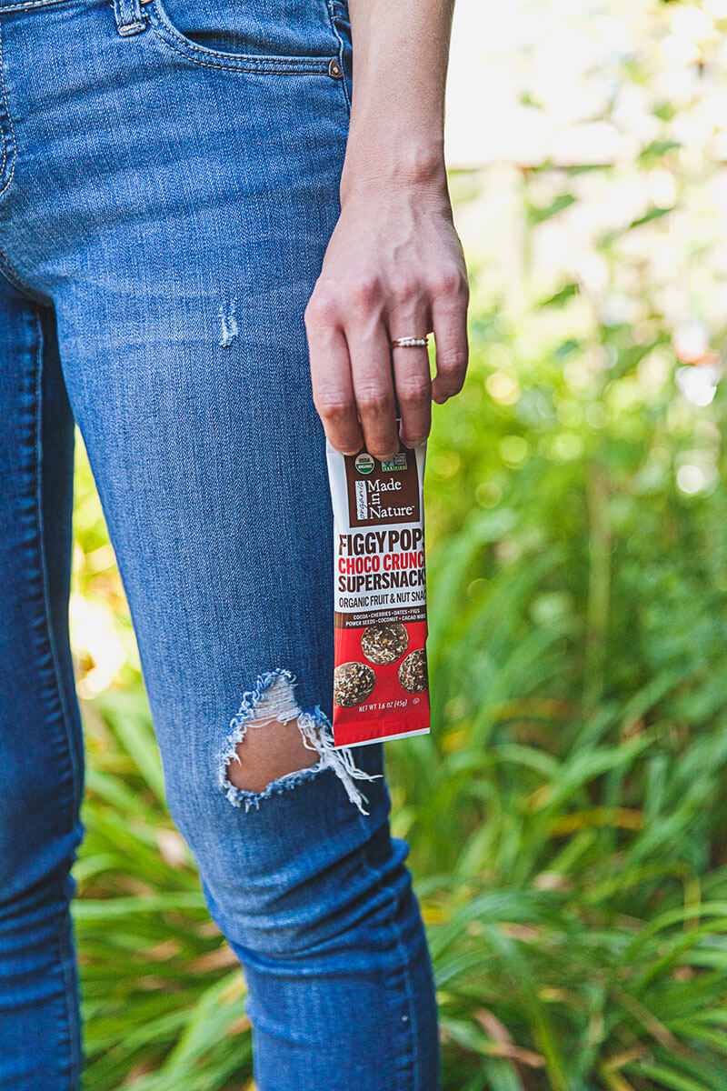 43 Holiday Wellness and Lifestyle Gift Ideas sarahkayhoffman.com Made in Nature Single Serve Snack Packs