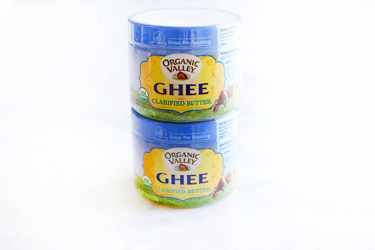 43 Holiday Wellness and Lifestyle Gift Ideas sarahkayhoffman.com Organic Valley Ghee Butter Clarified non dairy