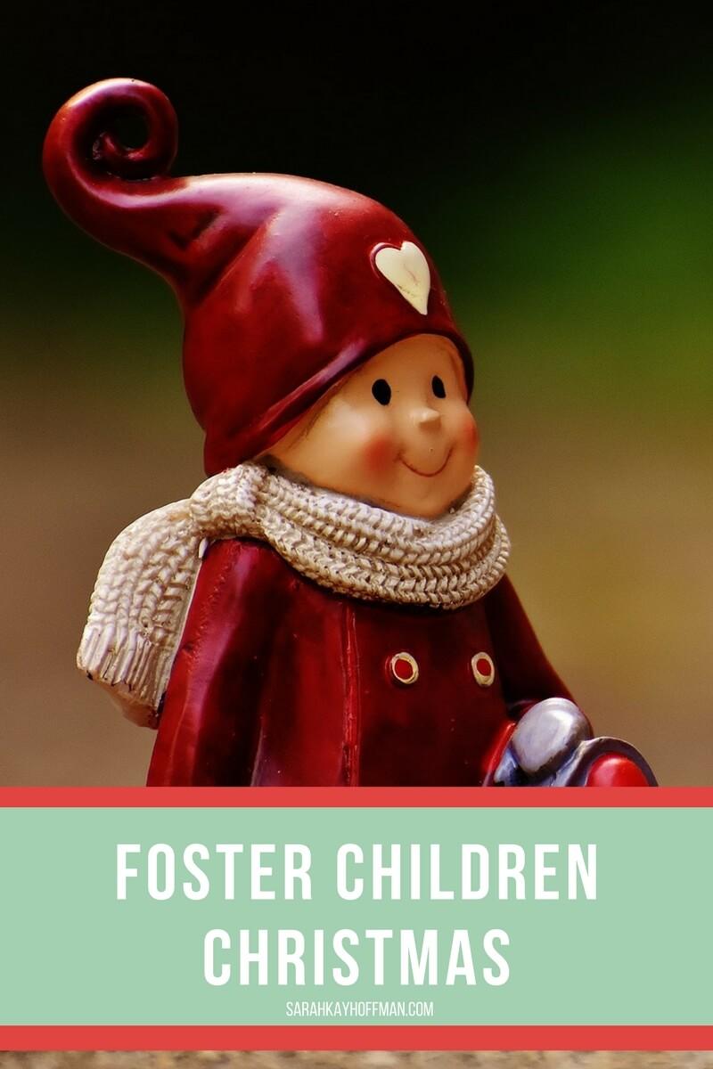 Foster Children Christmas sarahkayhoffman.com