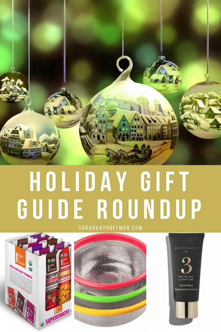 Holiday Gift Guide Roundup sarahkayhoffman.com men, women, children