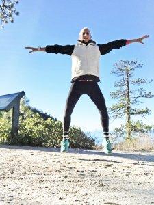 November 2017 Catch Up Over Bone Broth sarahkayhoffman.com Tahoe running trails
