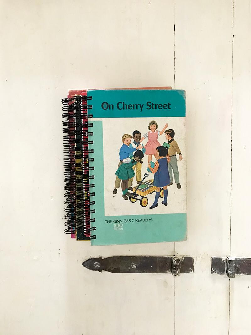 Processing Life Through Journaling sarahkayhoffman.com On Cherry Street Attic Journals Journal