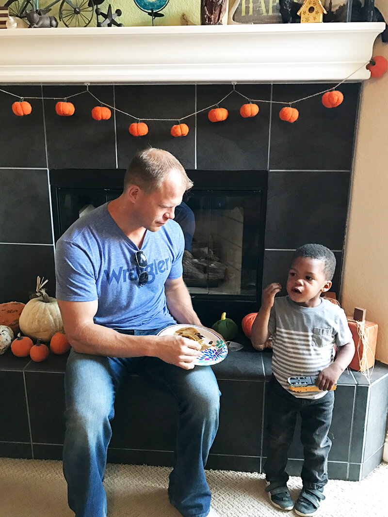 Toddler Gut Issues sarahkayhoffman.com Ryan Isaiah