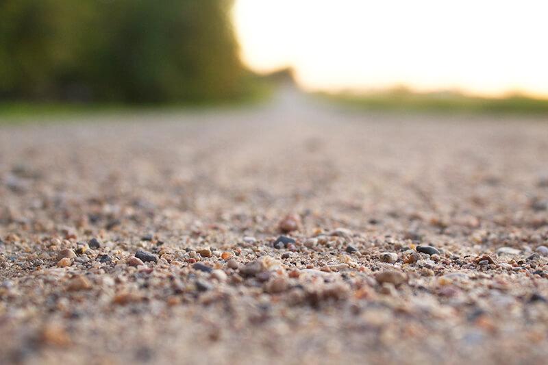 I am from Country Roads sarahkayhoffman.com Gravel Roads