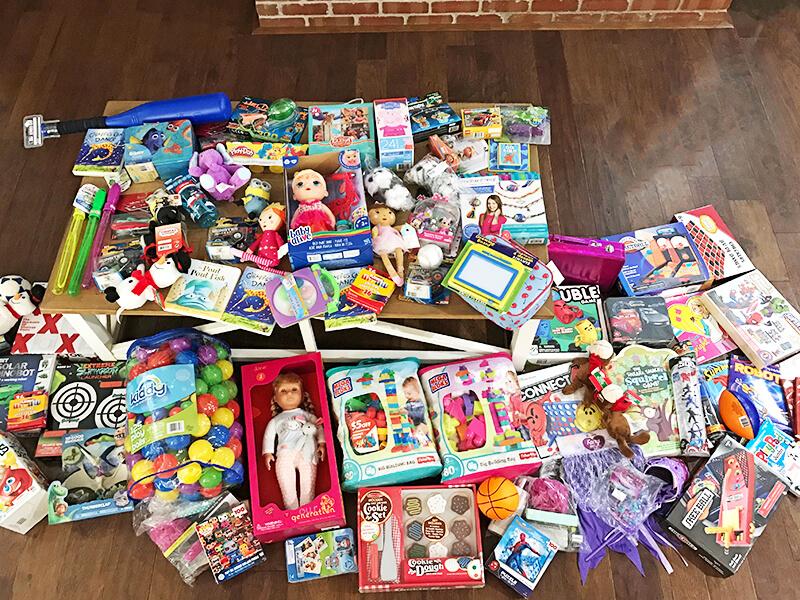 Just One Child sarahkayhoffman.com Foster Children Christmas California San Joaquin County