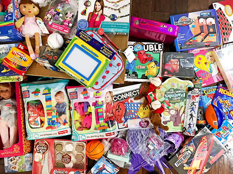 Just One Child sarahkayhoffman.com Foster Children Christmas Toys