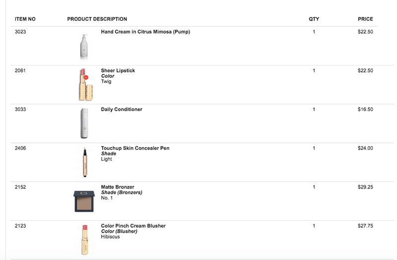 Beautycounter Countermatch Collection sarahkayhoffman.com December 2017 Order skincare makeup hand lotion