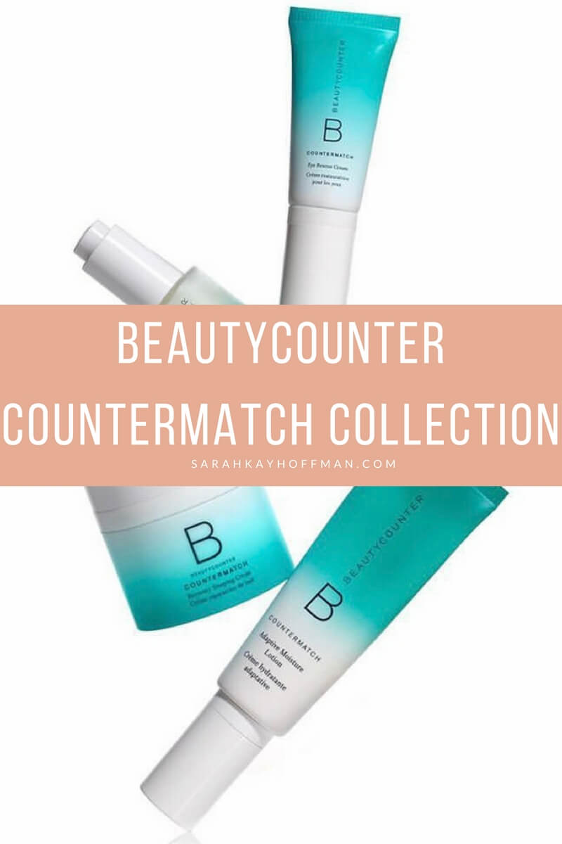 Beautycounter Countermatch Collection sarahkayhoffman.com
