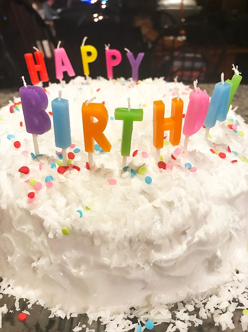 Chocolate Shake sarahkayhoffman.com Happy birthday dad