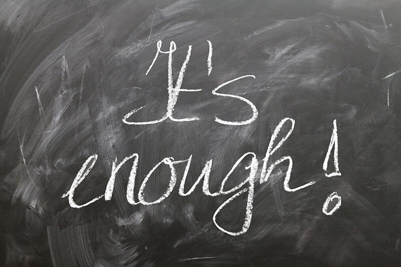 Good Enough is Enough sarahkayhoffman.com 101-day series change