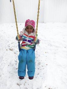 Little Things Add Up sarahkayhoffman.com Samarah winter minnesota 2018
