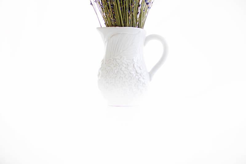 Sunday Reflections sarahkayhoffman.com lavender vase lavendar