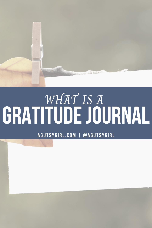 What is a gratitude journal agutsygirl.com #guthealth #gratitude #journaling