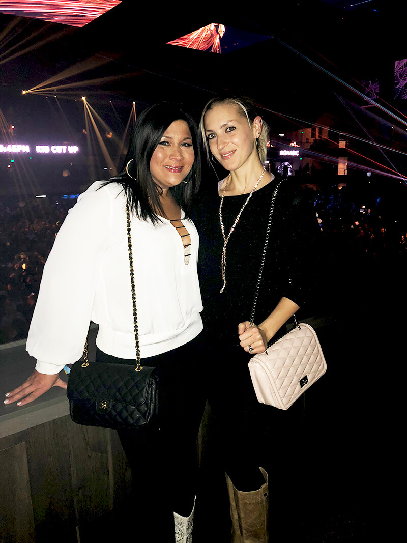What About Rae sarahkayhoffman.com SKH Kim BFF Minneapolis Armory Pink concert Super Bowl 2018