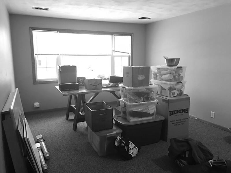 Firsts www.sarahkayhoffman.com office studio