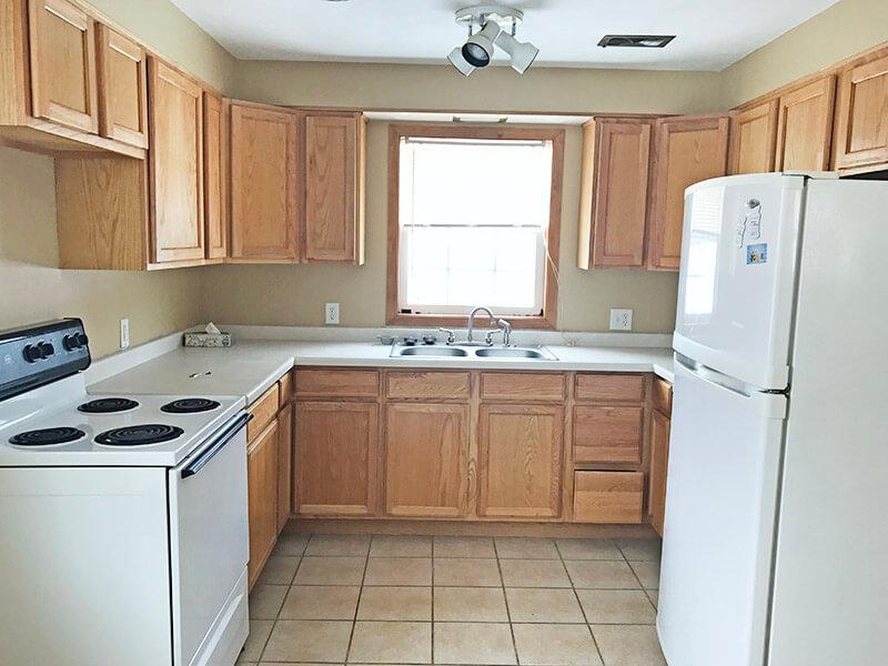 New Spaces www.sarahkayhoffman.com Kitchen