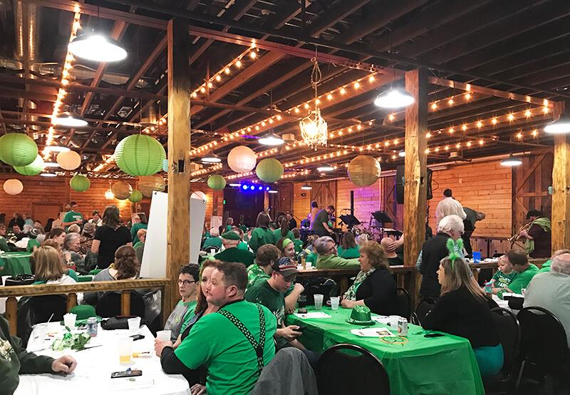 Special Town www.sarahkayhoffman.com St. Patrick's Day 2018