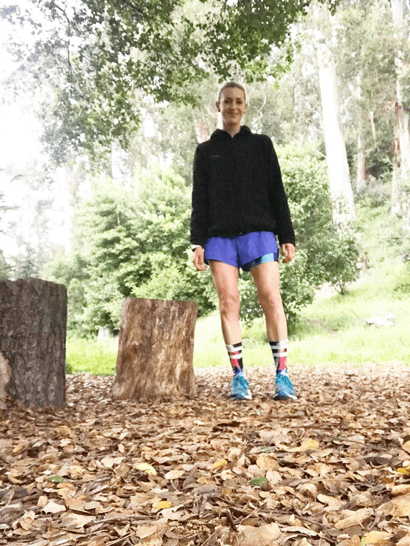 April 2018 Catch Up Over Bone Broth www.sarahkayhoffman.com SKH trail running California
