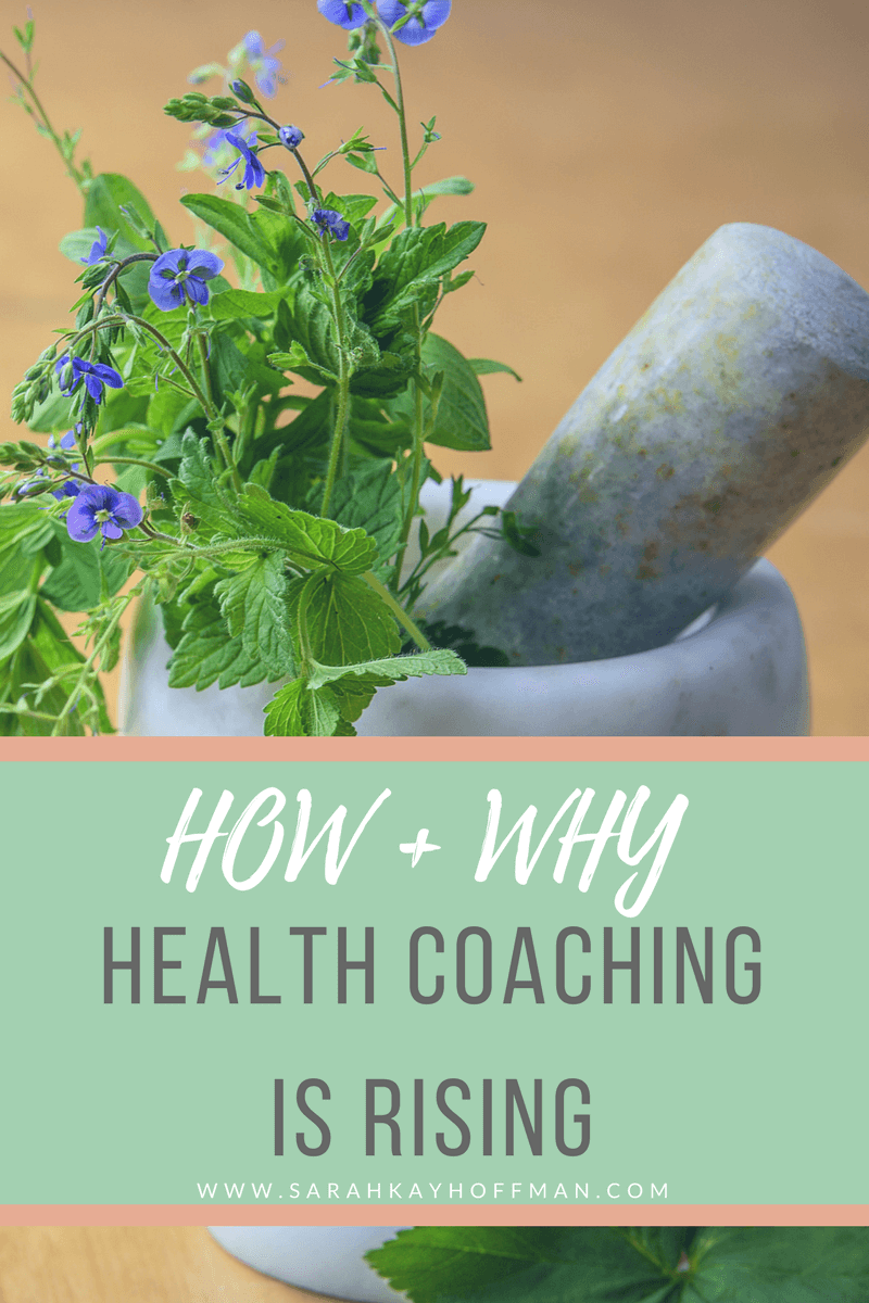 Health Coaching Rising www.sarahkayhoffman.com how and why integrative nutrition #healthcoach #IIN #healthcoaching #healthylifestyle #guthealth