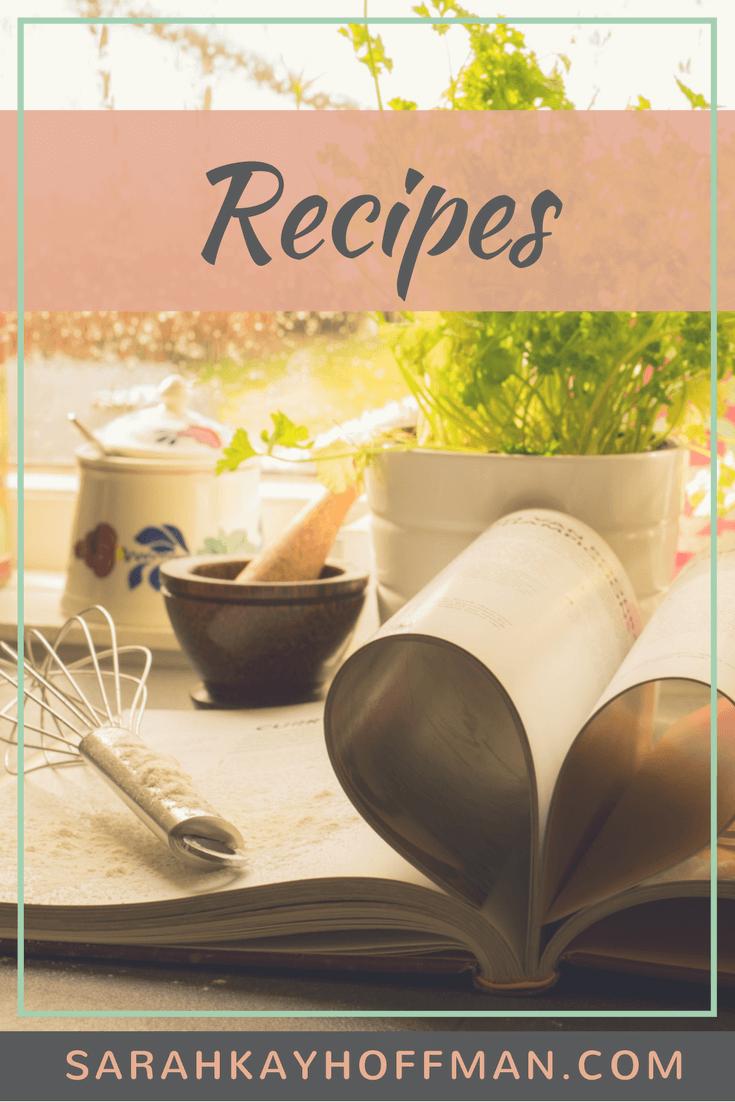Recipes for IBS and IBD via www.sarahkayhoffman.com