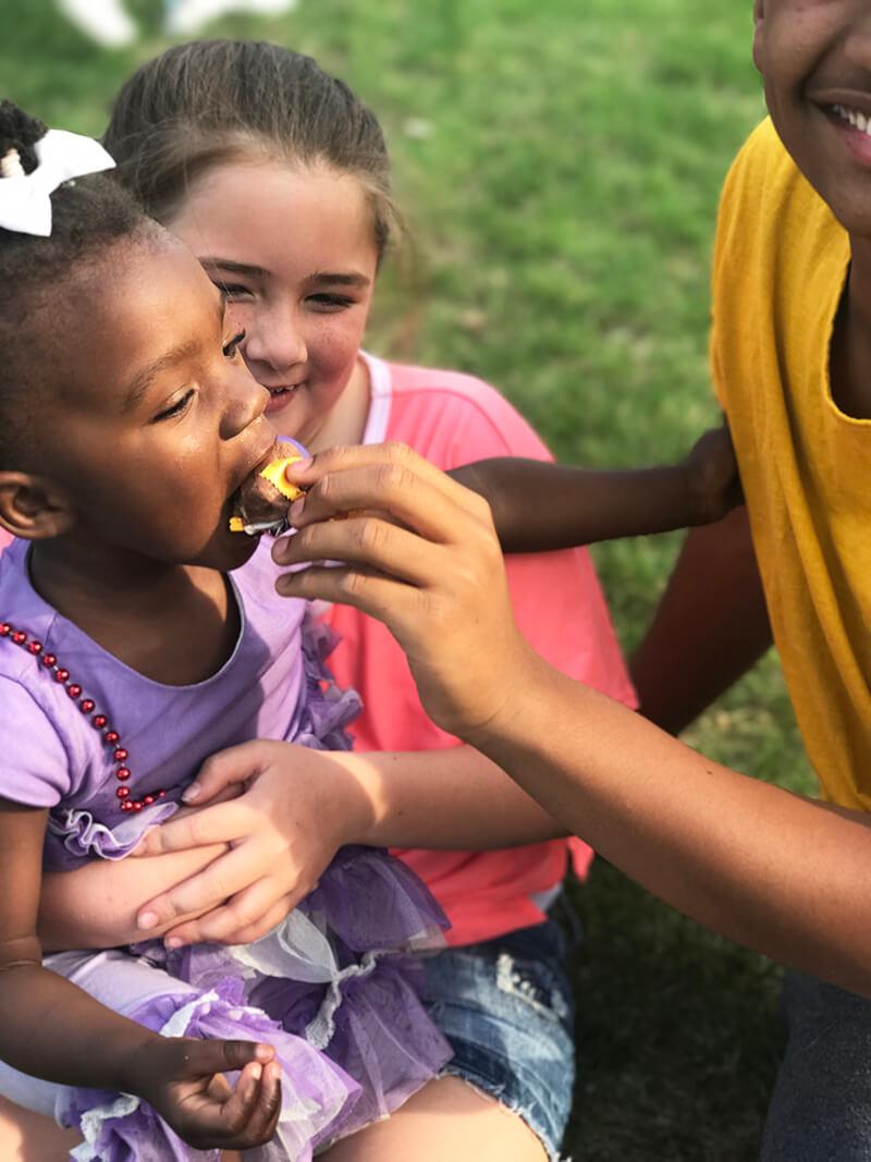 You Are Two, Amiya www.sarahkayhoffman.com Amiya, Sophie, Jamez
