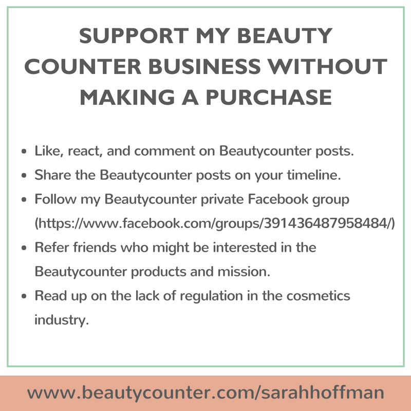 Top 7 Ways to Support Mompreneurs www.sarahkayhoffman.com Beautycounter safer skincare #mompreneur #entrepreneur #contentmarketing #saferskincare #beautycounter
