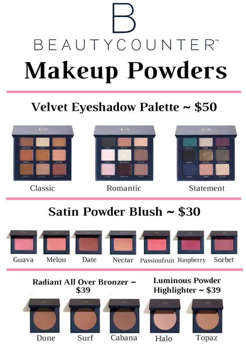 22 Adaptogens for Hormones www.sarahkayhoffman.com Beautycounter Makeup Powders #beautycounter #hormones #guthealth #makeup #healthyliving