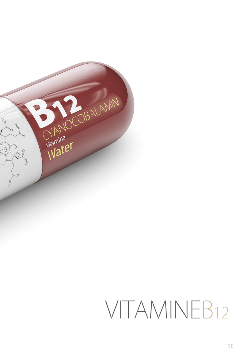 Vitamin B12 and SIBO www.sarahkayhoffman.com deficiency #guthealth #healthyliving #b12 #SIBO