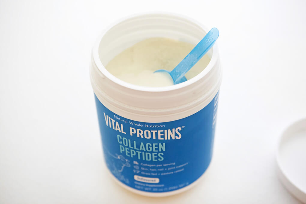 5 Ways Collagen Can be an Overall Health Boost www.sarahkayhoffman.com Vital Proteins Collagen Peptides #guthealth #healthyliving #collagen #healthylifestyle