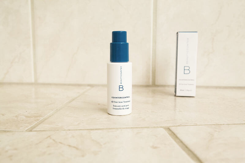 Countercontrol for Oily Skin and Acne www.sarahkayhoffman.com beautycounter.com:sarahhoffman All Over Acne Treatment #acne #skincare #healthyliving #beautycounter