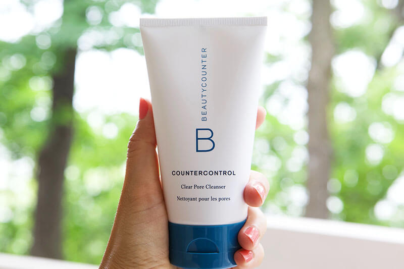Countercontrol for Oily Skin and Acne www.sarahkayhoffman.com beautycounter.com:sarahhoffman Clear Pore Cleanser #acne #skincare #healthyliving #autumn