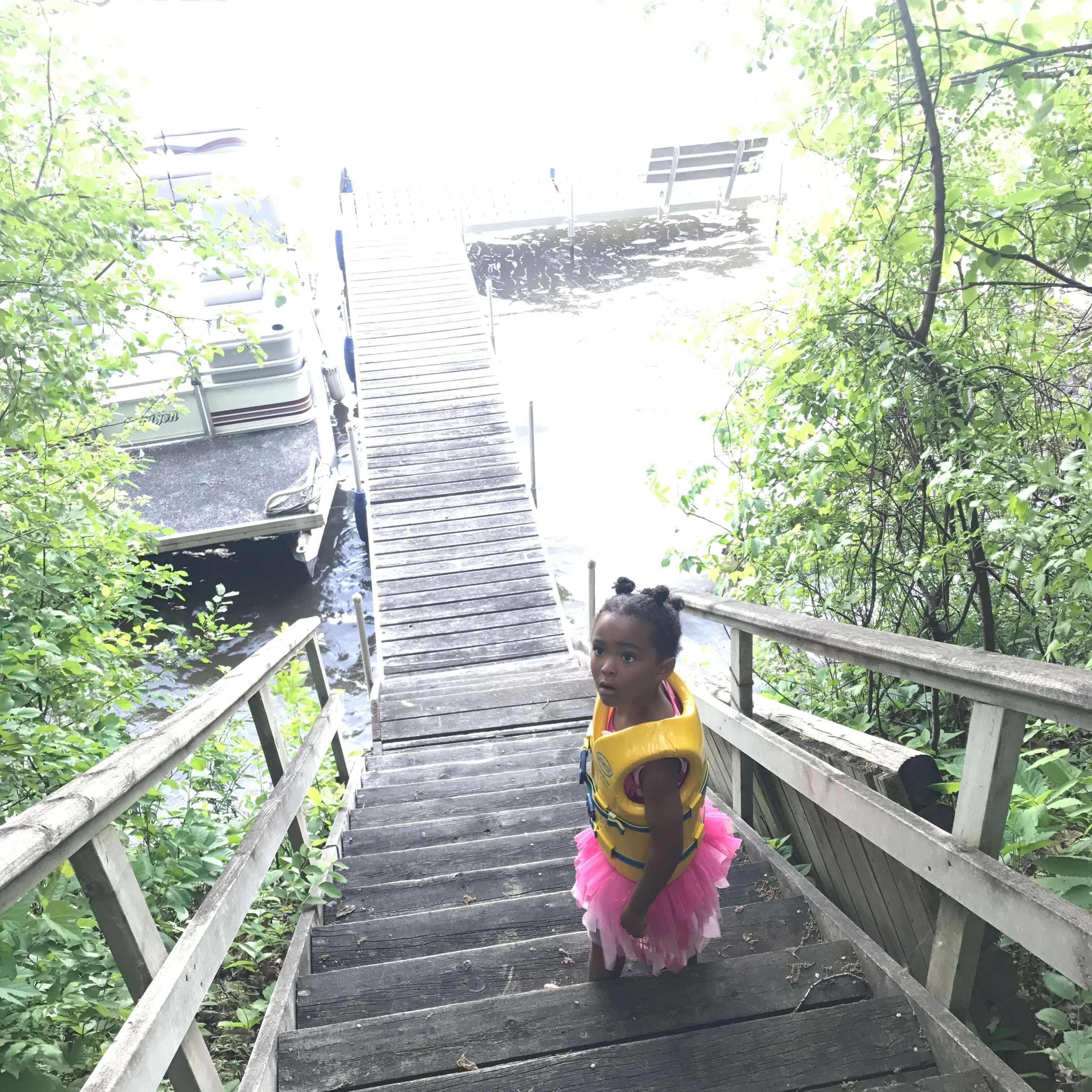 Foundation www.sarahkayhoffman.com Minnesota lake life Samarah #lifestyleblogger #home #lake #minnesota