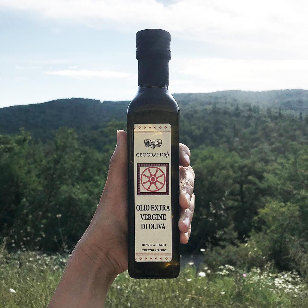Kilometer Zero www.sarahkayhoffman.com Extra Virgin Olive Oil #oliveoil #travel #italy #glutenfree