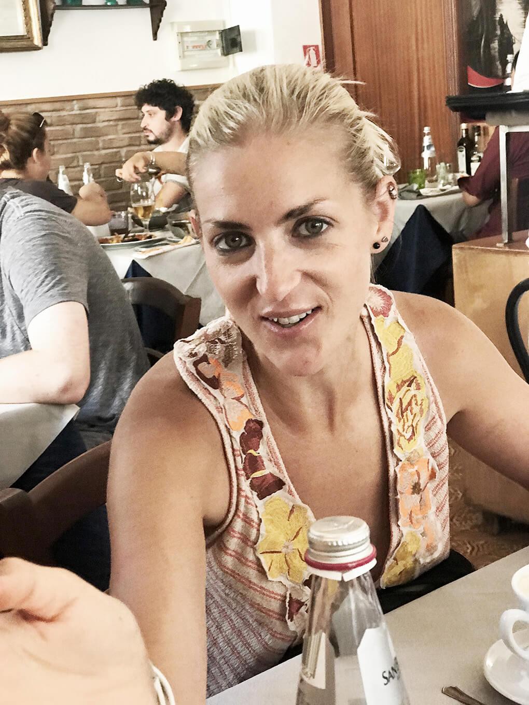Kilometer Zero www.sarahkayhoffman.com SKH #travel #italy #glutenfree