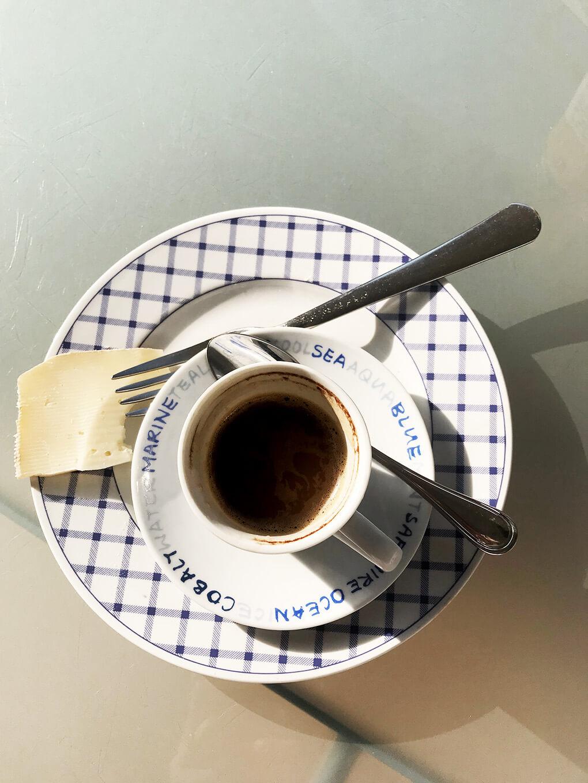 Kilometer Zero www.sarahkayhoffman.com coffee espresso cheese #espresso #travel #italy #glutenfree