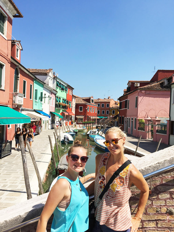 Top 17 Things from Italy www.sarahkayhoffman.com Burano SKH Ceci #travel #burano #italy