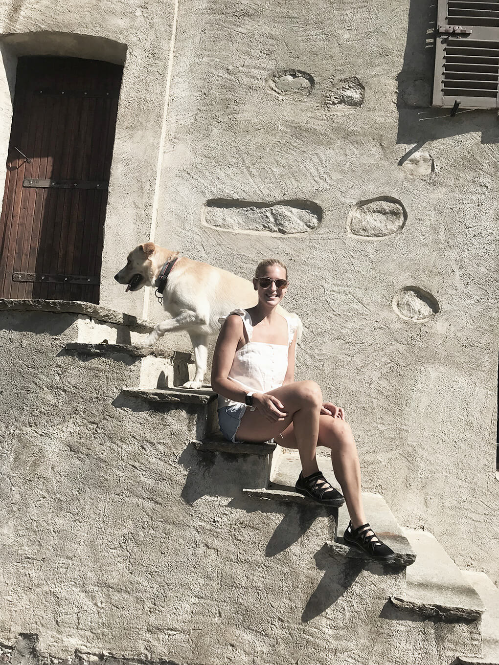 Top 17 Things from Italy www.sarahkayhoffman.com SKH dog Luserna San Giovanni #italy #travel