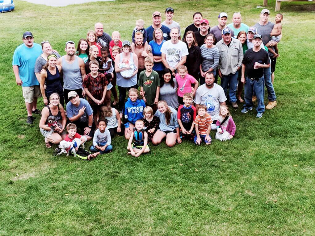 August 2018 Catch Up Over Bone Broth www.sarahkayhoffman.com Brainerd Minnesota whole family #minnesota #healthyliving #lifestyleblogger