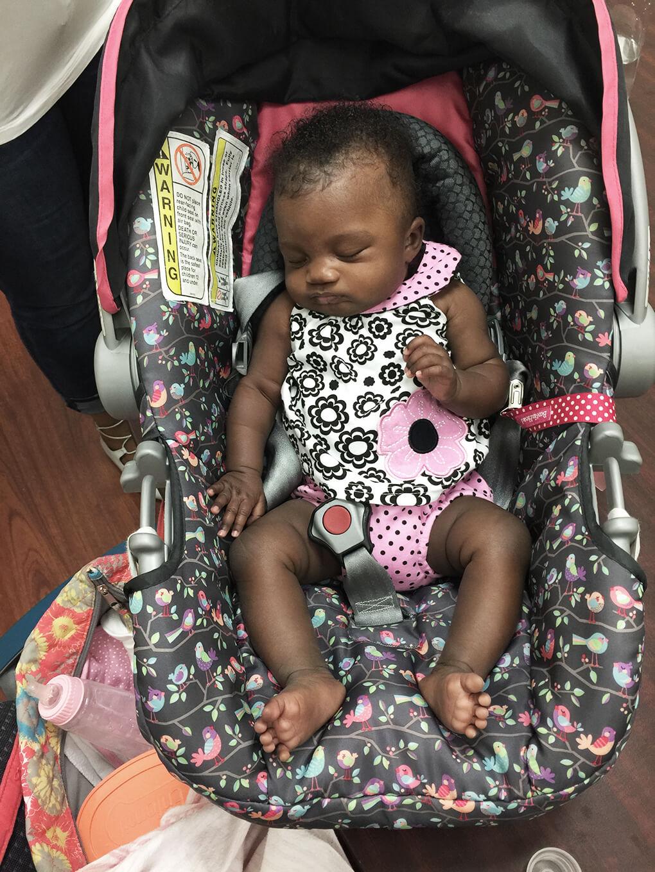 Firsts with Us www.sarahkayhoffman.com Amiya Gotcha Day Anniversary #gotchaday #fosteradoption #adoption #fostercare