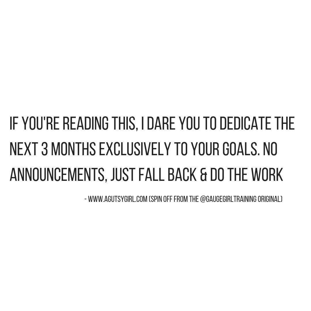 Three Months Until the New Year www.sarahkayhoffman.com #newyear #goals #motivation #inspire #healthyliving