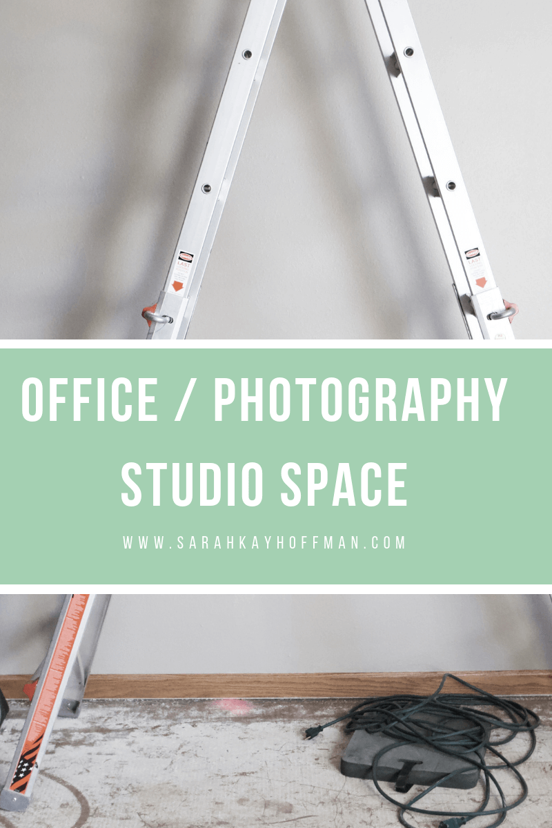 Timing www.sarahkayhoffman.com #officedesign #officedecor #homedecor #lifestyleblogger office and photography studio space design decor remodel