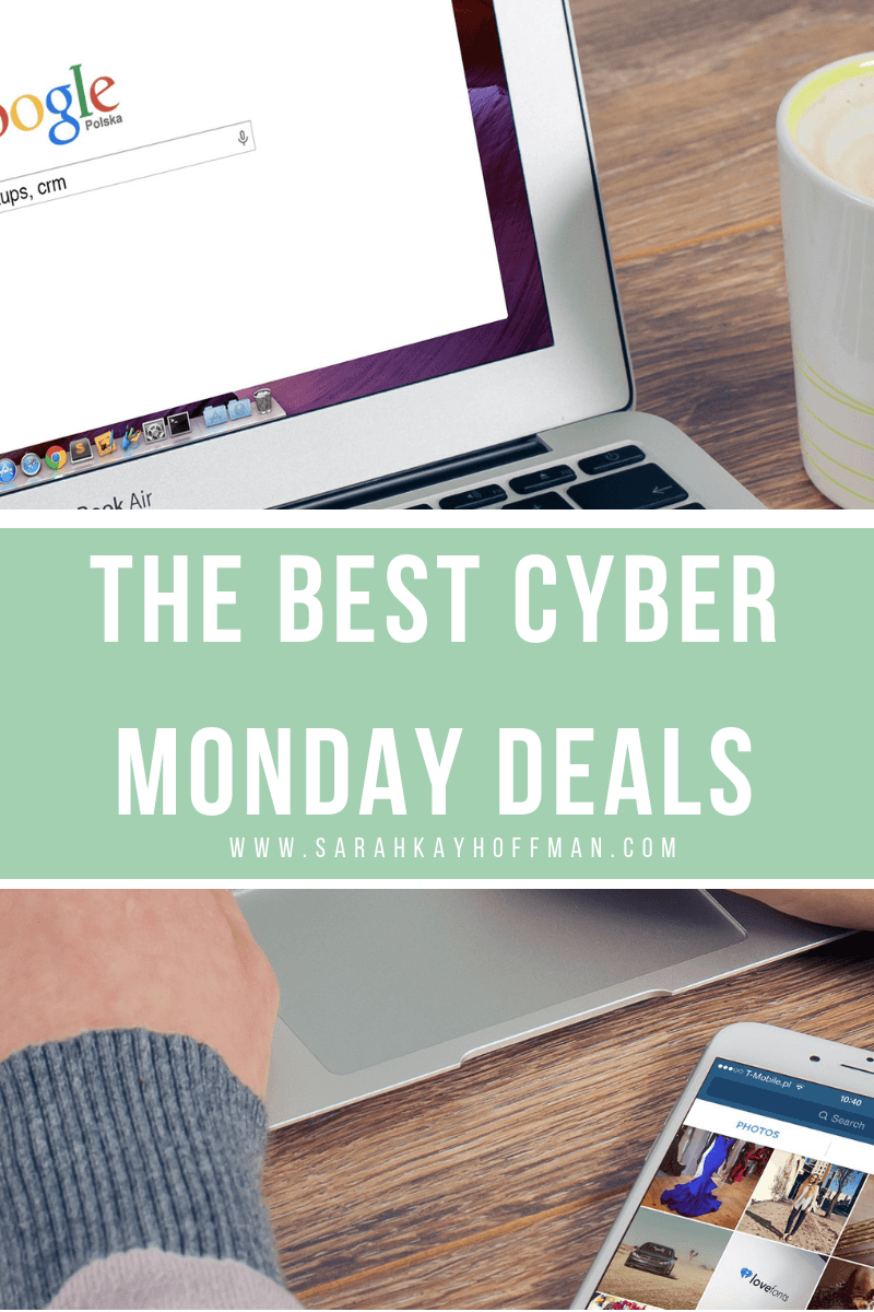 2018 Holiday Gift Guide Round Up Cyber Monday www.sarahkayhoffman.com #healthyliving #cybermonday #gifts #holiday