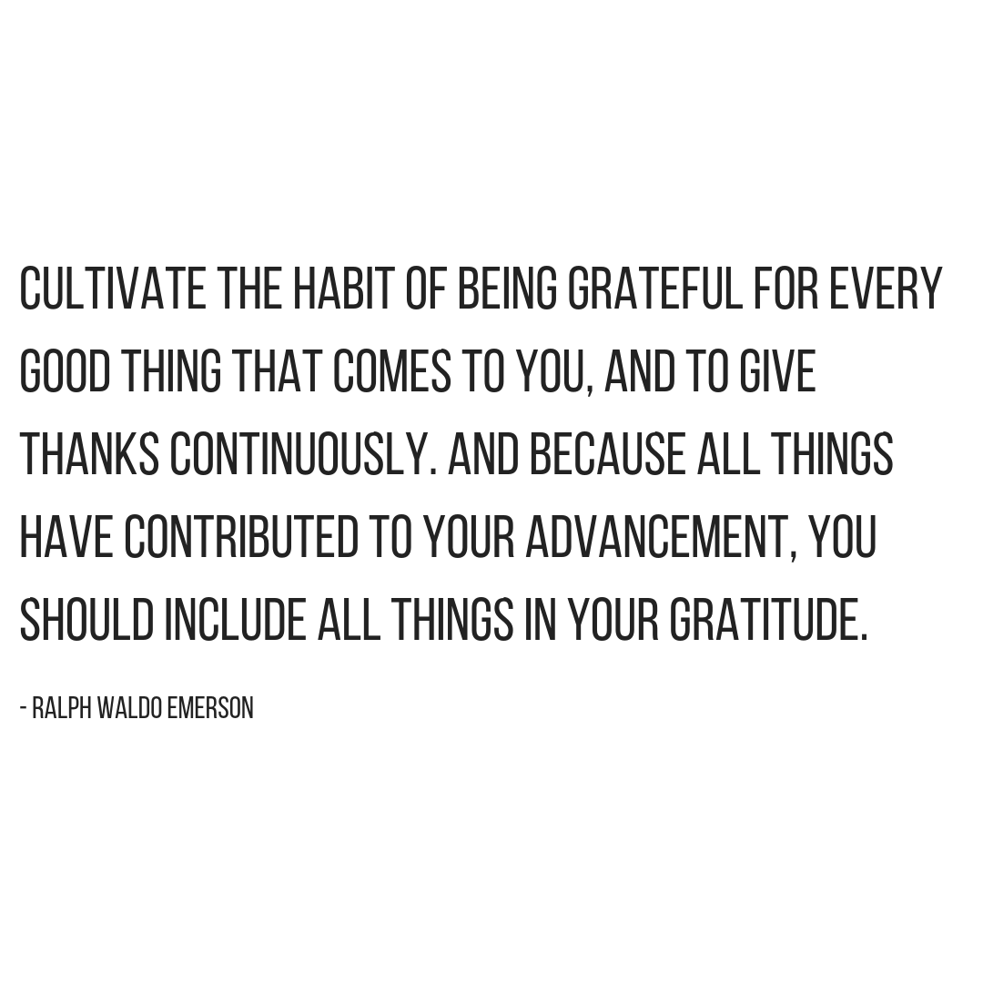 Thanksgiving One Year Later Gratitude quote www.sarahkayhoffman.com #thanksgiving #gratitude #healthyliving #lifestyleblogger #quotes