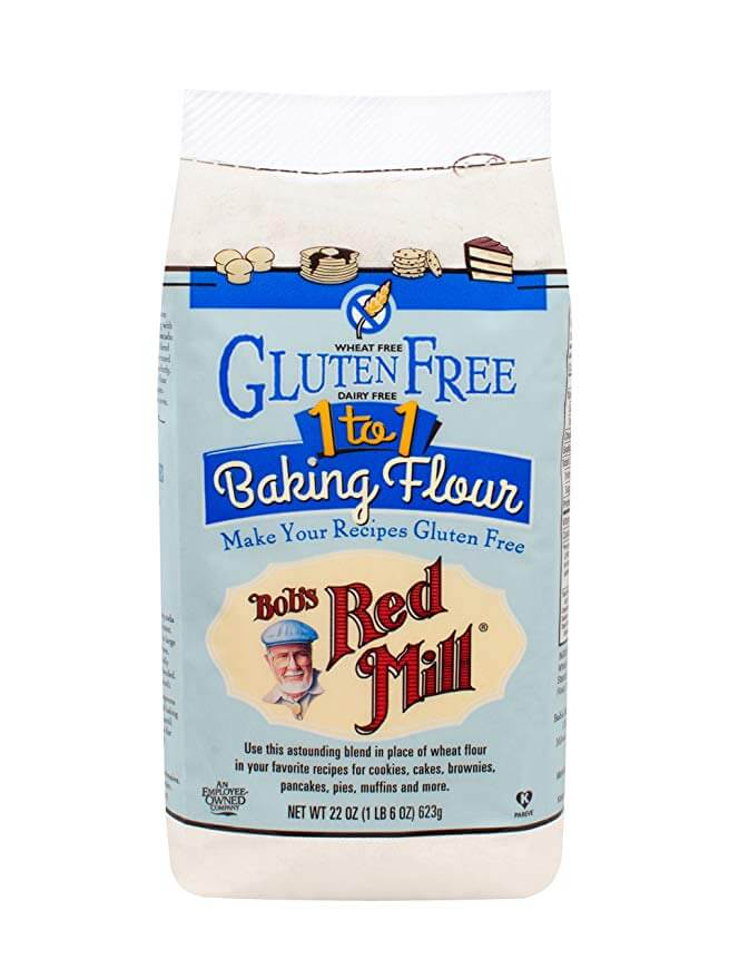 8 Low-FODMAP Christmas Cookies www.sarahkayhoffman.com #lowfodmap #glutenfree #cookies #healthyliving #guthealth Bob's Red Mill 1-to-1 gluten free all purpose flour