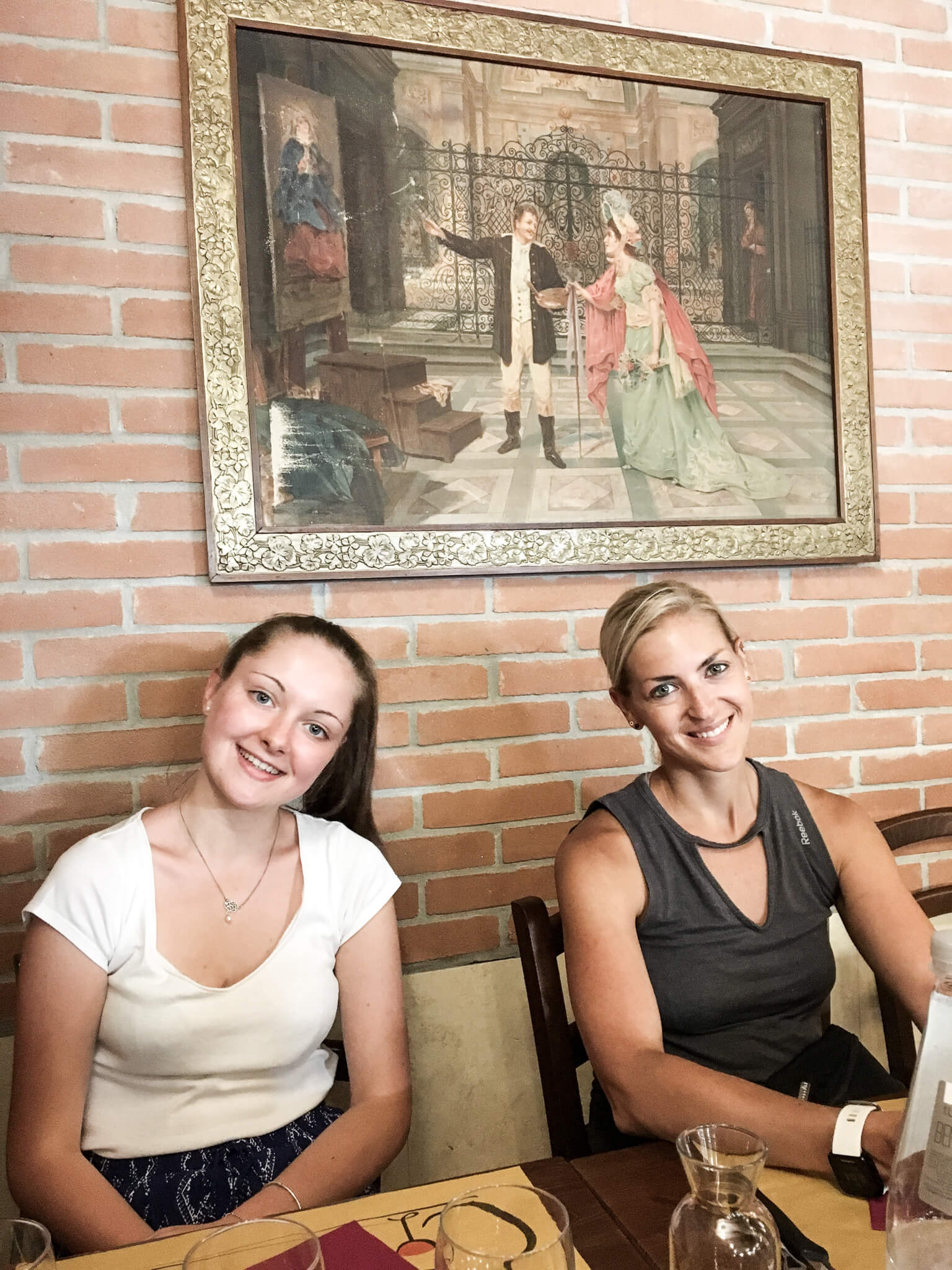 Tiramisu www.sarahkayhoffman.com #tiramisu #dessert #italy SKH and Ceci Venice